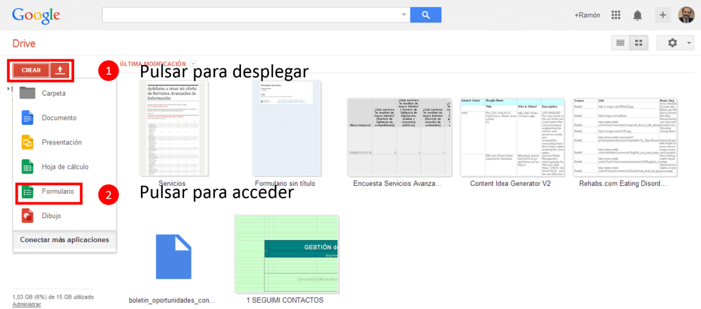 Cómo Hacer Una Encuesta Gratis Utilizando Google Drive
