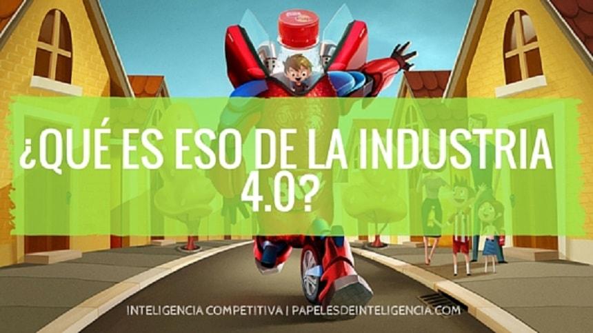 qué es industria 4.0