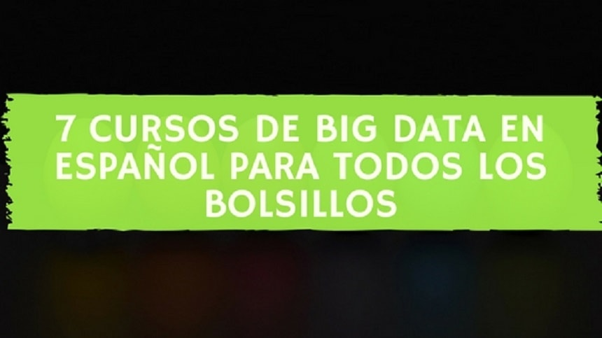 cursos de big data en español