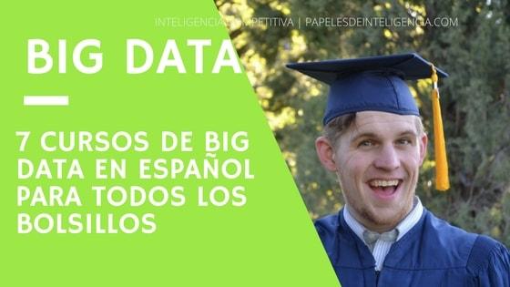 cursos de big data