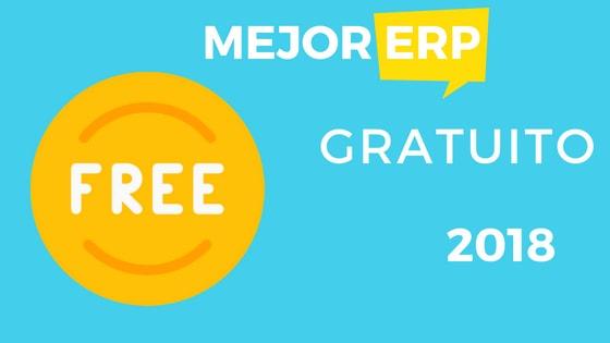 mejor ERP gratis