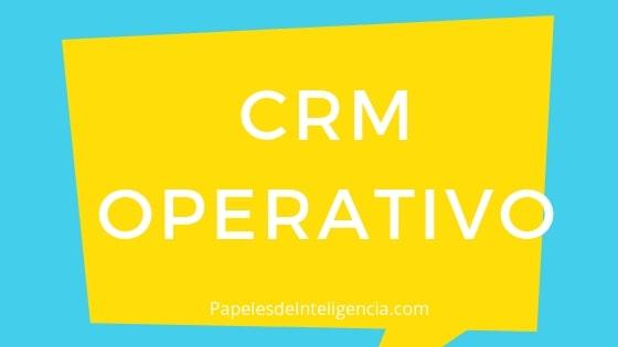 CRM operativo