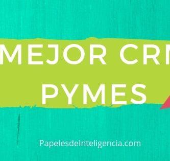mejor crm para pymes