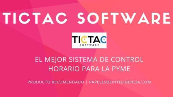 Software control laboral